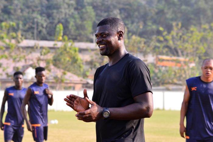 Medeama coach Samuel Boadu leaves hospital