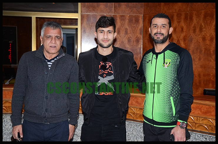 Africa News: Algerian side CS Constantine sign two Libya internationals Zakaria Al Harish and Abdellah Al Arefi