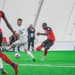 Major Boost: Dennis Tetteh joins teammates ahead of new season in the Belarus top-flight league
