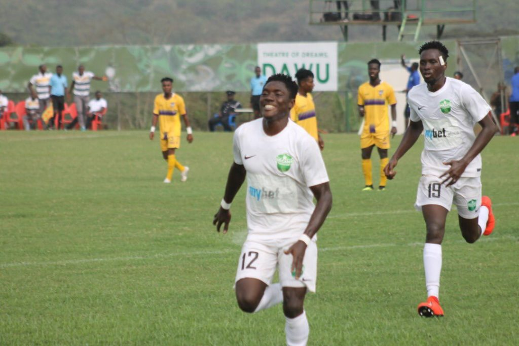 2019/20 Ghana Premier League: Week 5 Match Report- Dreams FC 1-0 Medeama SC