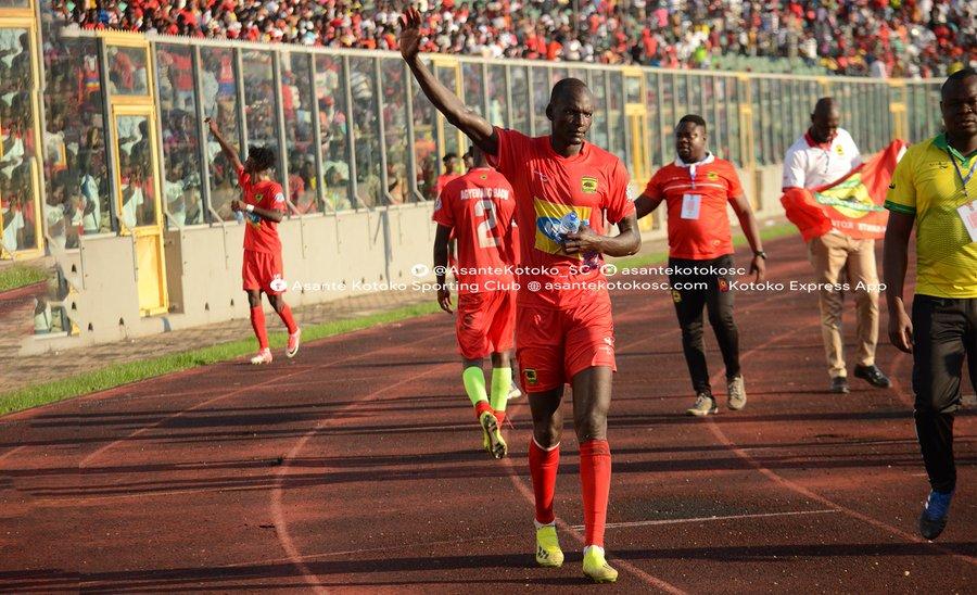 Ugandan forward George Abege slams 'sleeping giants' Asante Kotoko; advises club to invest in youth football