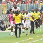 Justice Blay bags man of the match award after inspiring Asante Kotoko to victory over Hearts of Oak