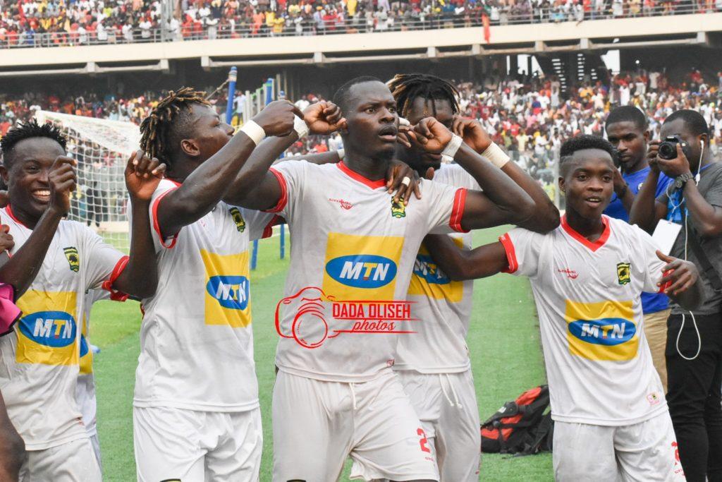 Behind the Scenes: Asante Kokoko's 2-1 victory over Hearts of Oak in Super Clash