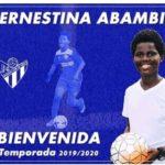 Ghanaian female star Ernestina Abambila joins Spanish side Sporting Club de Huelva