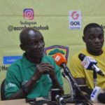 Robert Assibou resigns from Ebusua Dwarfs after Liberty Professionals defeat
