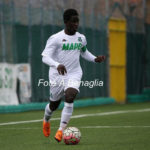 Bryan Oddei scored his third goal for Sassuolo with seven assists in Primavera