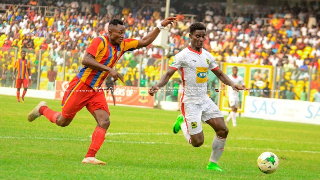 RE-LIVE UPDATES: Hearts vs Kotoko (Ghana Premier League)