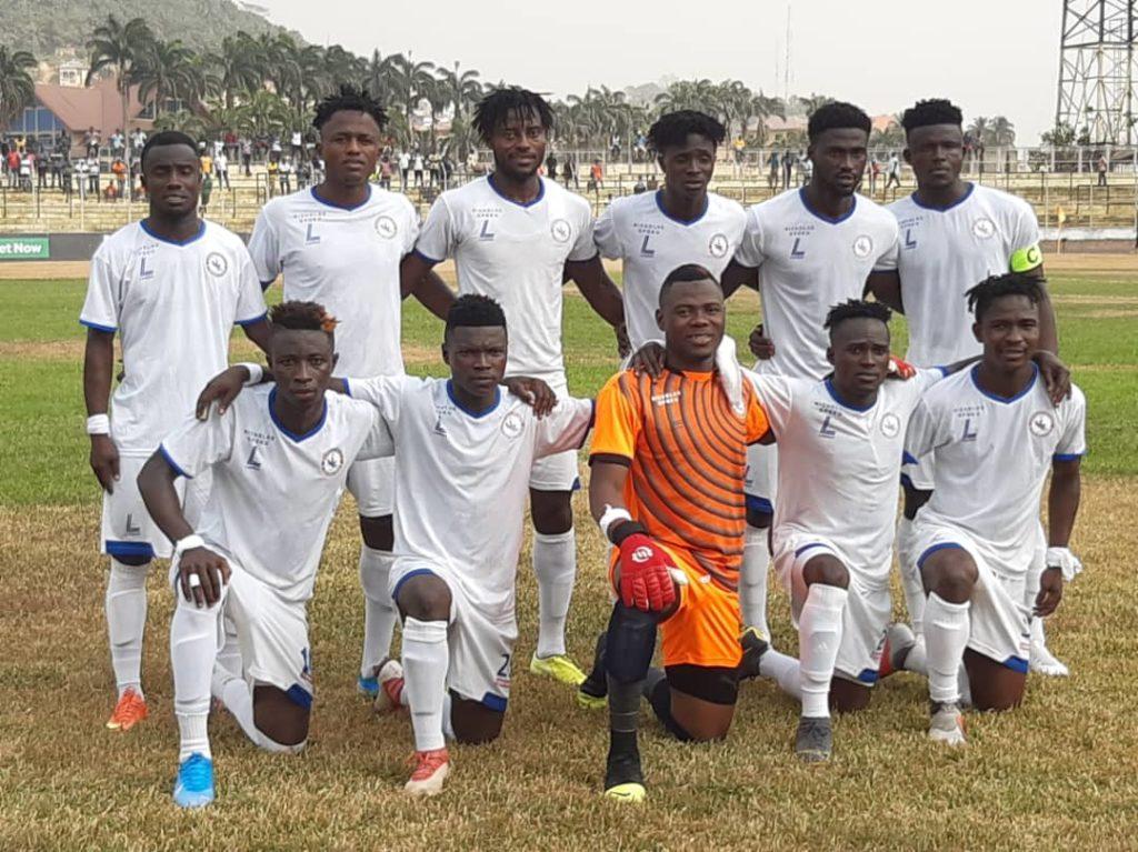 2019/20 Ghana Premier League: Week 6 Match Report — Berekum Chelsea 1-1 Aduana Stars
