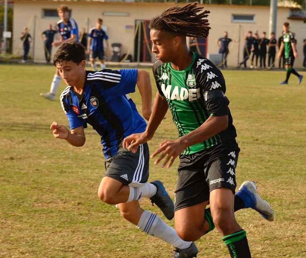 Justin Kumi steals the show as Sassuolo U16 in big win over Lazio
