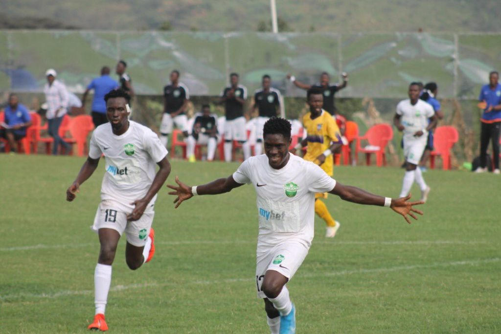 VIDEO: Highlights of Dreams FC's win against Medeama SC