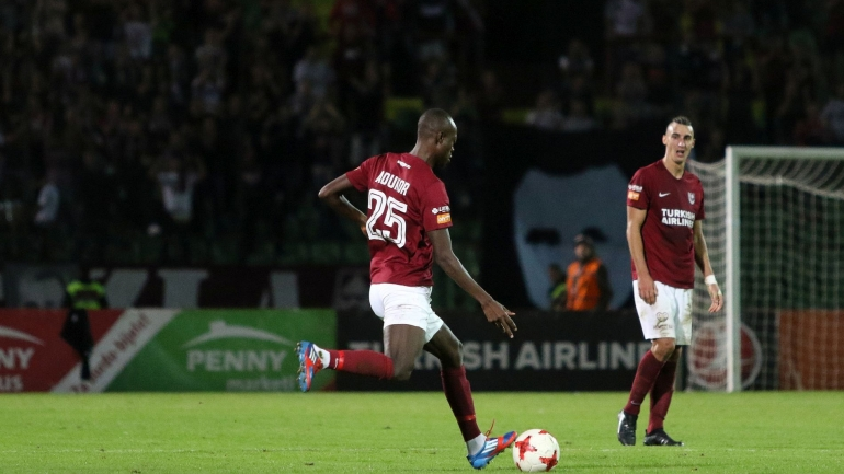 Joakim Adukor reveals 'love' for former club Sarajevo
