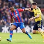 Crystal Palace striker Jordan Ayew equals 48-year-old scoring record against Arsenal