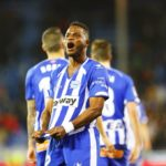 VIDEO: Mubarak Wakaso bids farewell to Deportivo Alaves