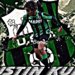 Sassuolo midfield sensation Justin Kumi joins ArthurLegacy family