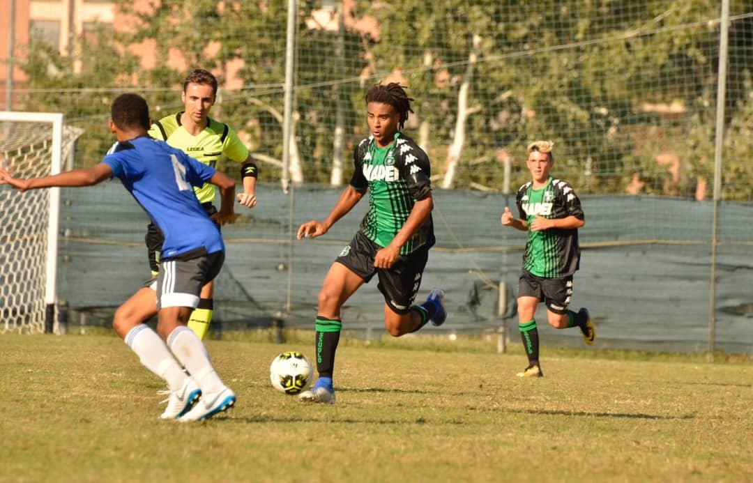 Ghanaian youngster Justin Kumi shines as Sassuolo thump Lazio