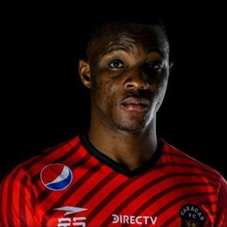 Video: FC Caracas forward Kwaku Osei Bonsu teammates dance to Patapaa song