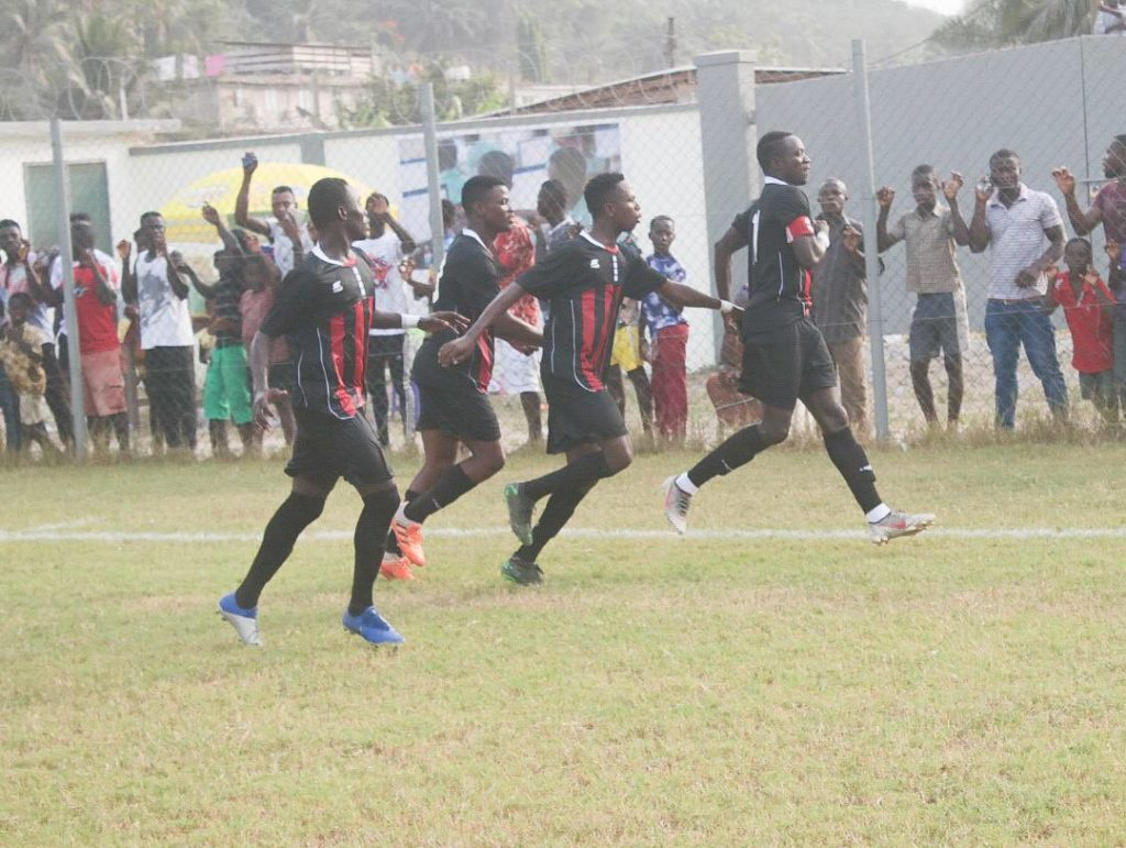 2019/20 Ghana Premier League: Match Report-Karela United 2-1 Inter Allies