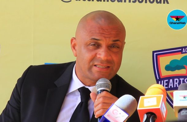 "Former Hearts coach Kim Grant blocked club from using black magic ""juju"" during his tenure"