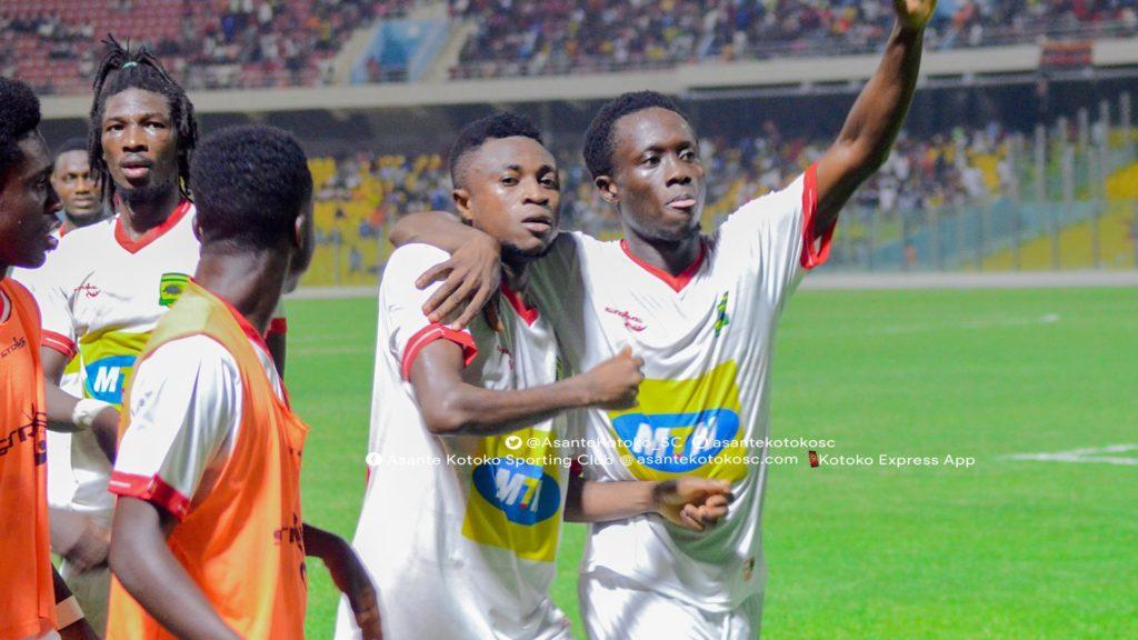 Asante Kotoko name 18-man squad for Medeama trip- Habib, Richard Arthur and Martin Antwi on board