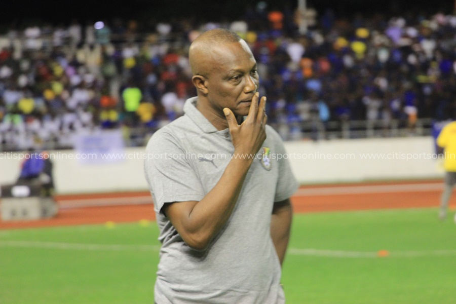 Ghana FA President Kurt Okraku reveals why Black Stars coach Kwesi Appiah was sacked