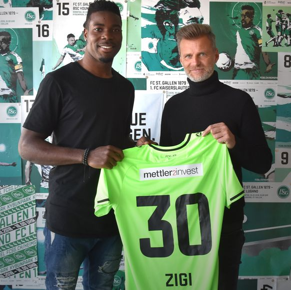 EXCLUSIVE: Ghana goalkeeper Lawrence Ati-Zigi completes move to St. Gallen