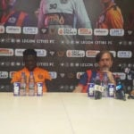 VIDEO: Watch Legon Cities FC pre-match conference against Dreams FC