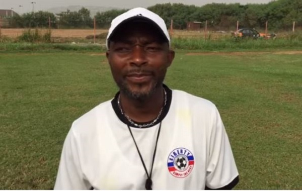 Liberty Professionals coach David Ocloo 'disappointed' to draw against Medeama