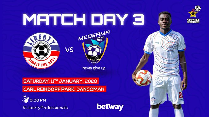 VIDEO: Liberty Professionals intensify training ahead of Medeama clash