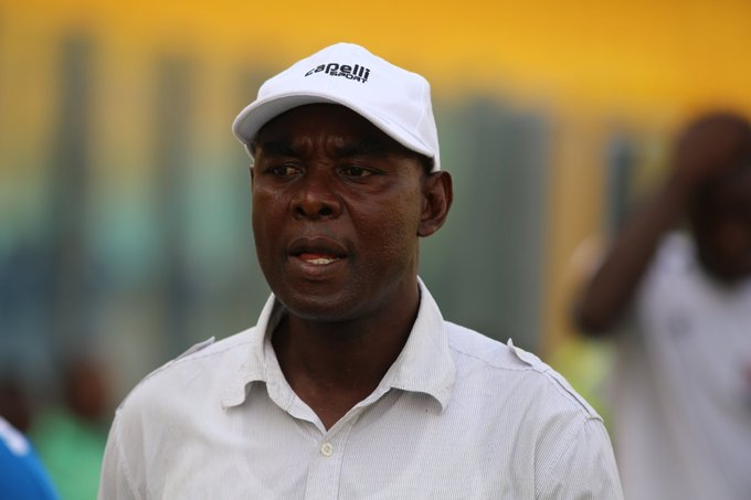 Inter Allies coach Tony Lokko urges players to stay focus despite league cancellation