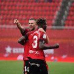 Lumor Agbenyenu and Baba Iddrisu shine as Real Mallorca thrash Valencia