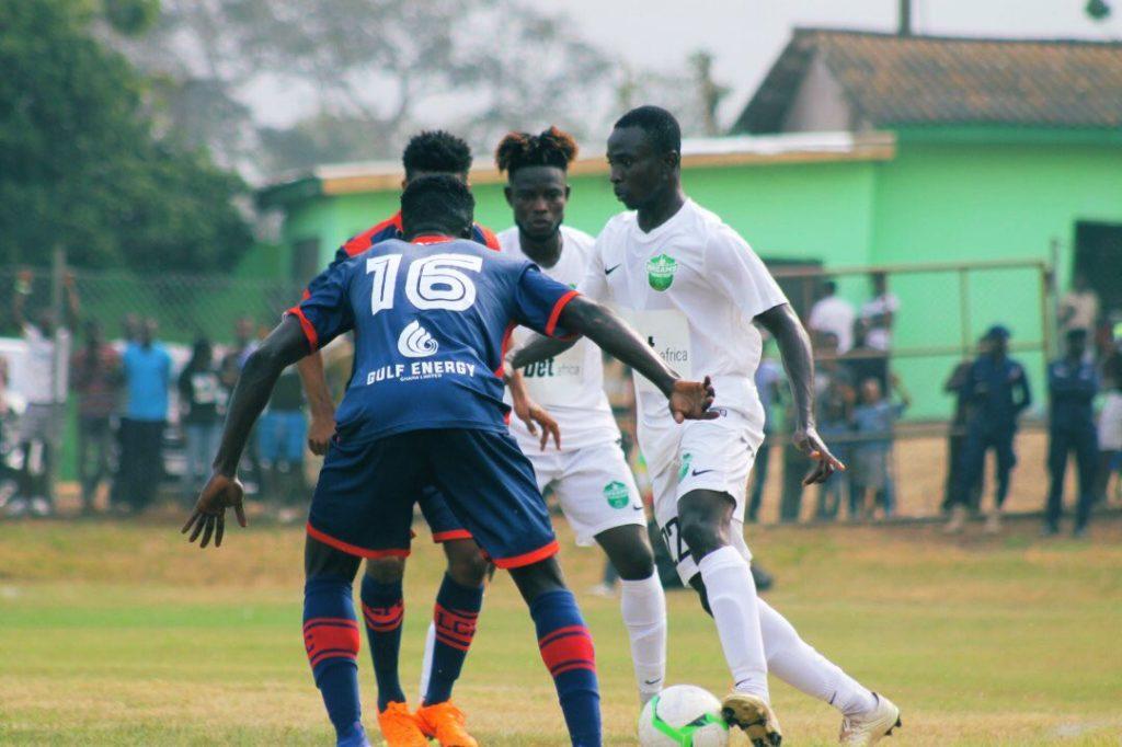 2019/20 Ghana Premier League: Week 3 Match Report- Dreams FC 0-0 Legon Cities FC