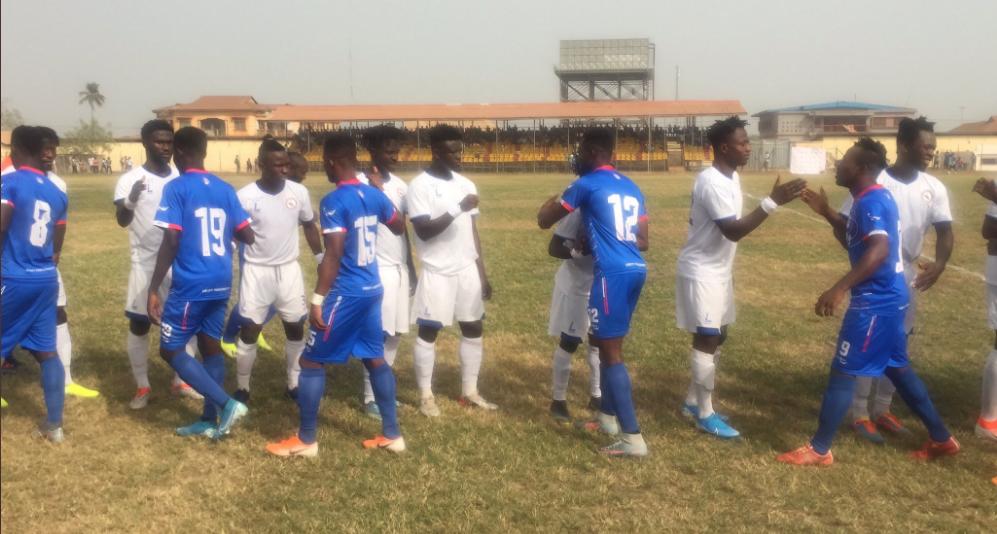 2019/20 Ghana Premier League: Week 2: Match Report: Berekum Chelsea 0-0 Liberty