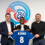 Majeed Waris 'ready and excited' by Strasbourg challenge