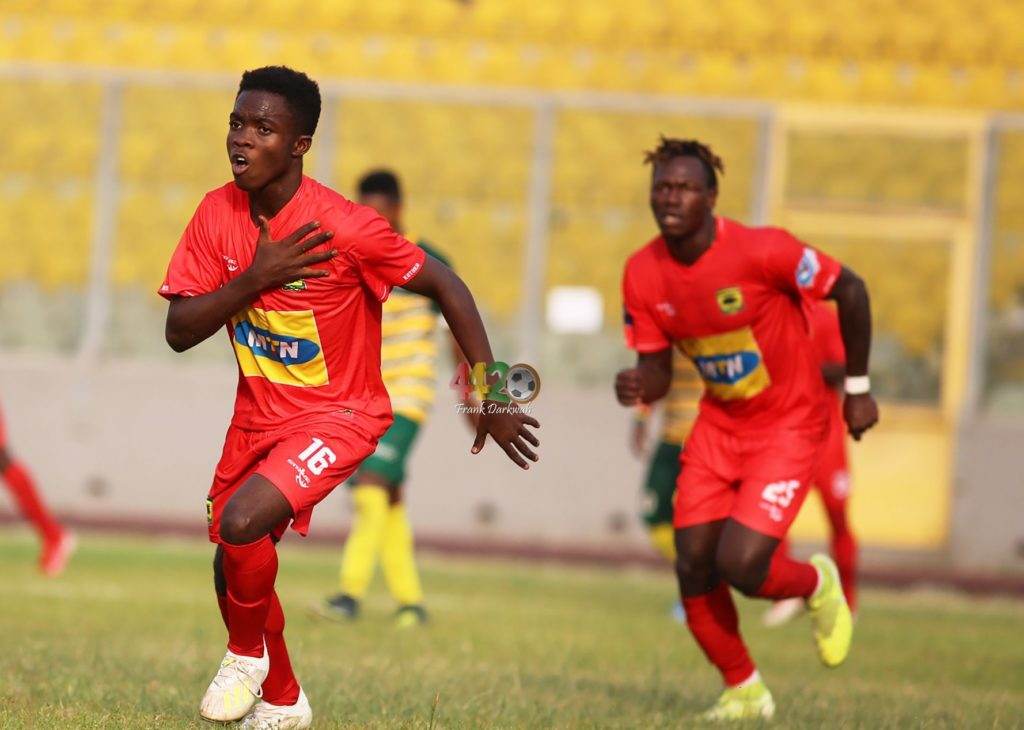Kotoko teen sensation Mathew Cudjoe insists there is 'more to come' after debut GPL goal