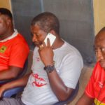 Asante Kotoko fan shot in the eye wants derby win over Hearts of Oak to placate him