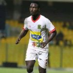Asante Kotoko ace Mudasiru Salifu sidelined for SIX weeks- reports