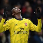 Arsenal forward Eddie Nketiah delighted with 'big performance' against Bournemouth