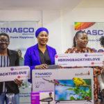 NASCO announces award packages for Ghana Women's League