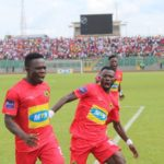 Kotoko winger Augustine Okrah dedicates victory against Hearts to late father