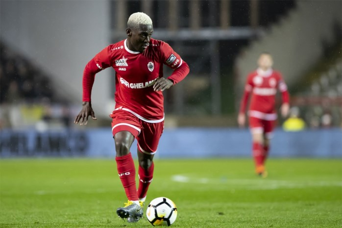 Ghana defender Daniel Opare among fourteen players likely to leave Royal Antwerp