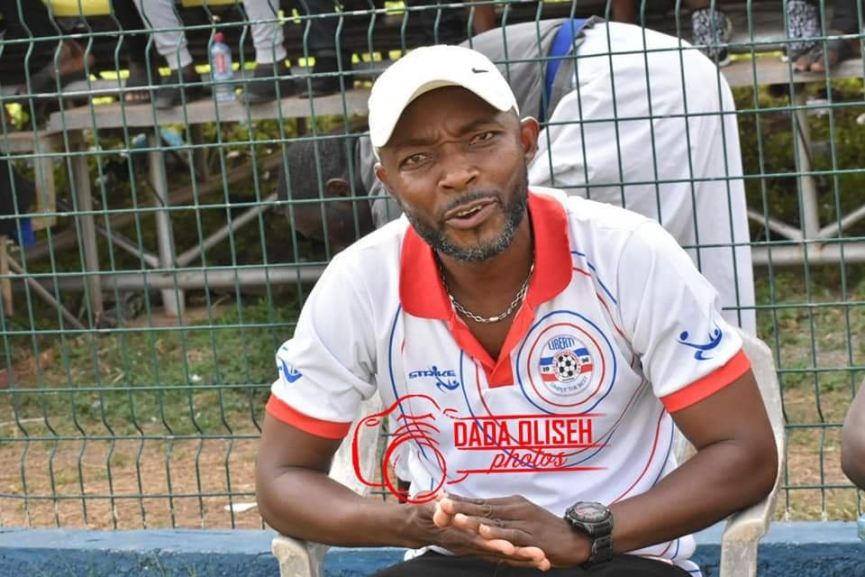 REVEALED: David Ocloo's resignation letter as Liberty Professionals head coach