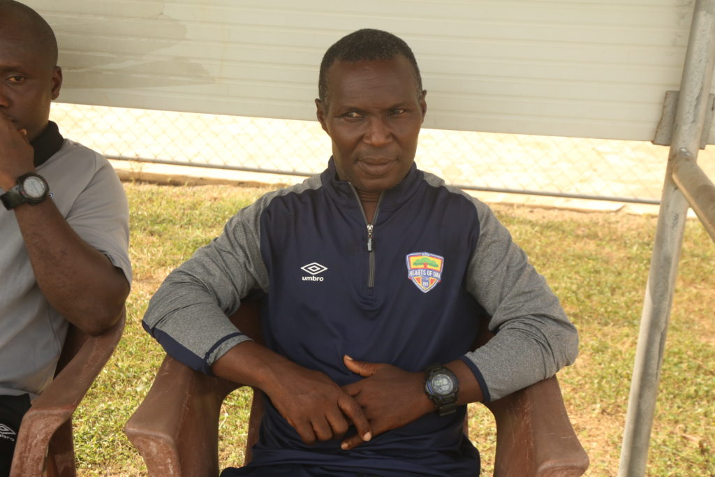 VIDEO: Hearts of Oak coach Edward Odoom content with performance in Kotoko defeat