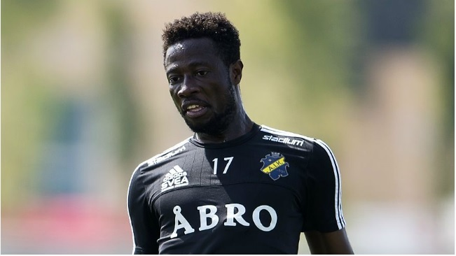 EXCLUSIVE: Ebenezer Ofori to miss AIK Stockholm league opener due to work permit issues