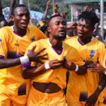 VIDEO: Watch how Medeama's Prince Opoku-Agyemang silenced Kotoko
