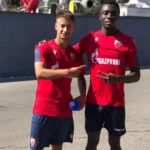 Serbian giants Red Star Belgrade snap up 19-year-old midfielder Mustapha Ibrahim