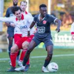 Almere City defender Samuel Brobbey named Player of the Week in Dutch third-tier