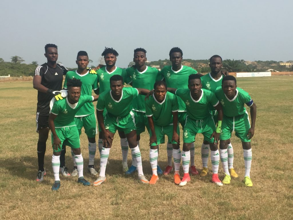 2019/20 Ghana Premier League: Week 9 Match Preview - Elmina Sharks v Berekum Chelsea