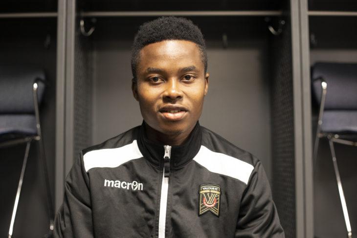 ''It's a dream come true for me''- Solomon Kojo Antwi speaks on move to Valour FC