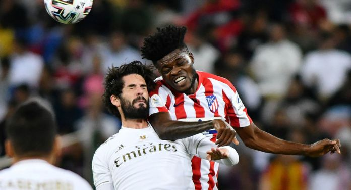 I knew where Thomas Partey will place the ball- Thibaut Courtois after penalty heroics