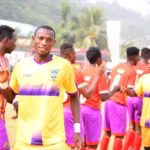 PHOTOS: Watch images of Medeama's 3-0 win over Hearts of Oak